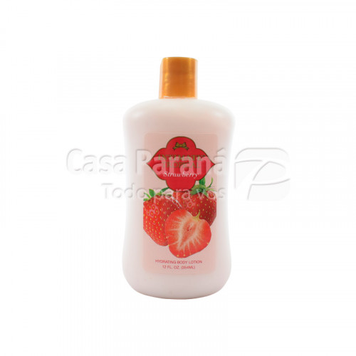 Locion corporal strawberry 354ml