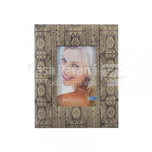 Porta retrato con diseño 4x6