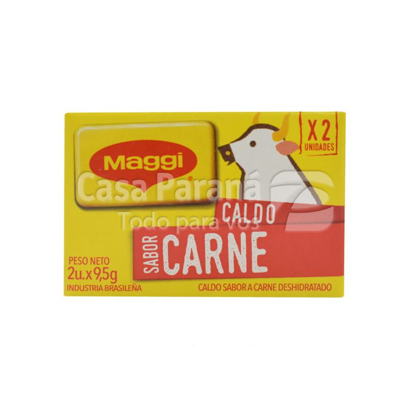 Caldo de carne Maggi de 19g