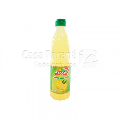 Jugo de limon para asado de 500ml
