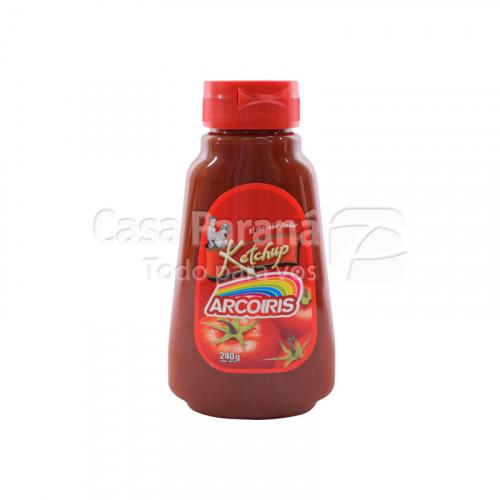 Ketchup Arcoiris de 240g