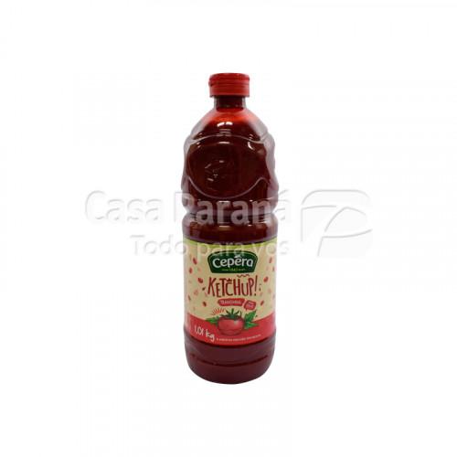 Ketchup Cepera de 1lt