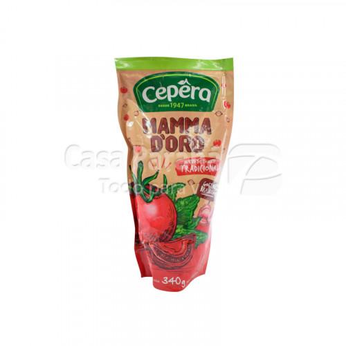 Salsa de tomate de 340g