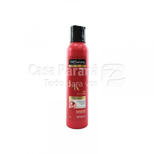 Shampoo Tresemme Liso Keratina 200ml