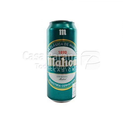Cerveza Mahou Clasica de 500ml