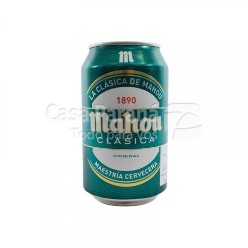 Cerveza Mahou Clasica de 330ml