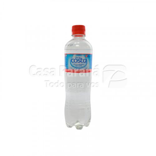 Agua mineral con gas de 500 ml