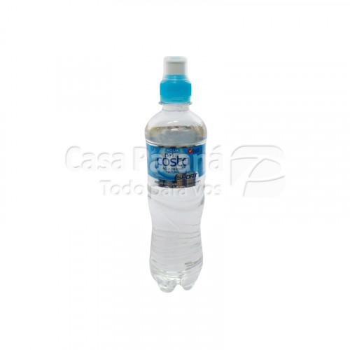 Agua mineral sport con pico sin gas de 500 ml