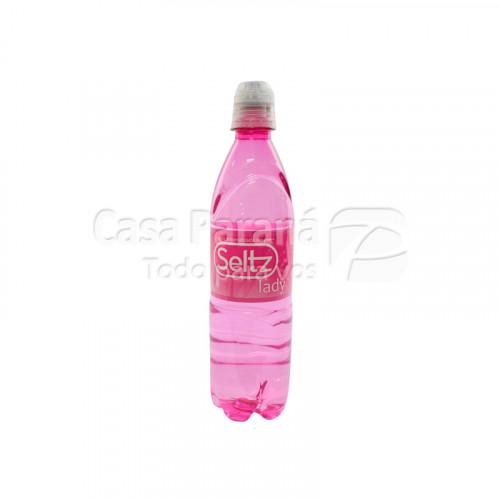 Agua mineral sin gas lady con pico de 500 ml