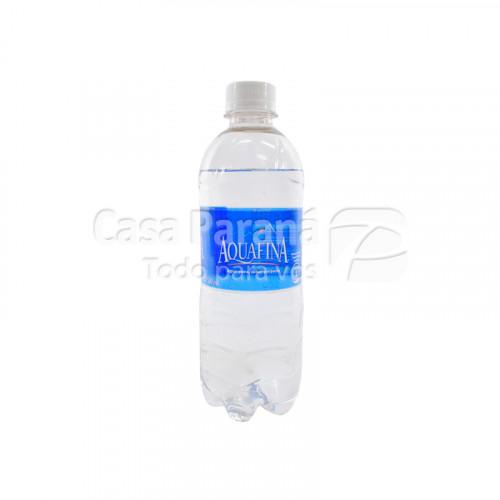 Agua mineral de 500 ml