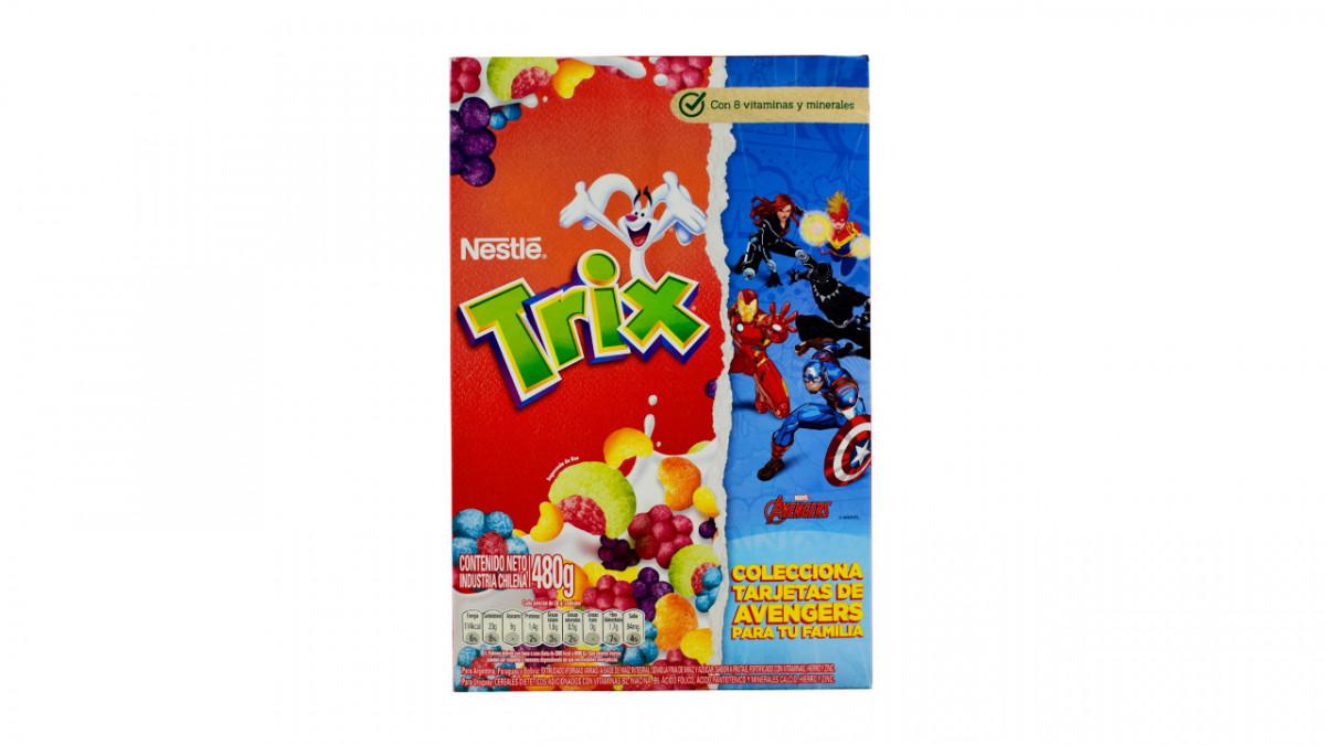 Cereal trix de 480 gr
