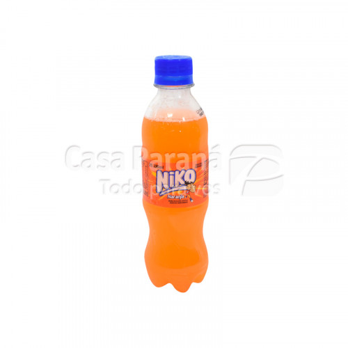 Gaseosa de naranja de 330ml