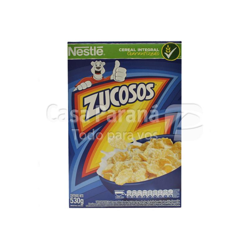 Cereal zucosos de 530 gr