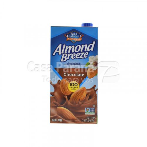 Leche de almendra de chocolate 1L