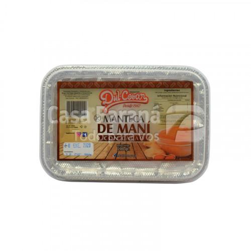 Manteca de Mani con Cacao de 200g
