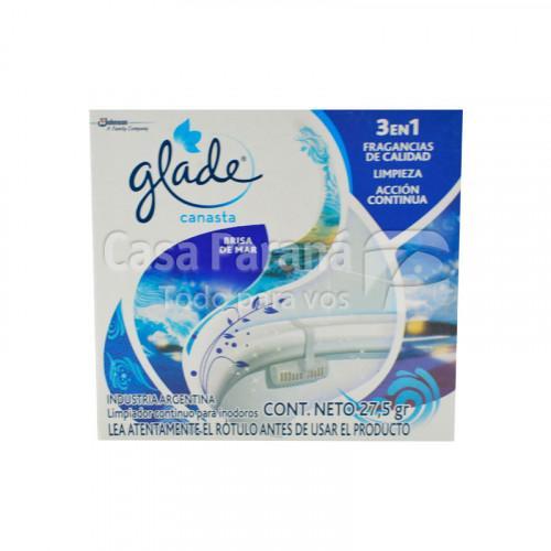 Desodorante p/ inodoro Glade 3en1