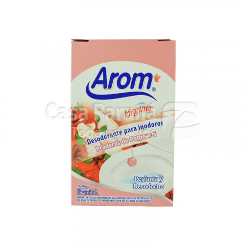 Desodorante p/ inodoro Arom Praderas de Potpourri