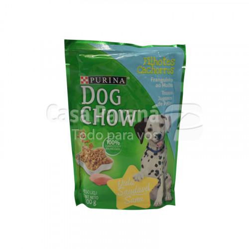 Alimento p/ Perro sabor a pollo de 100g
