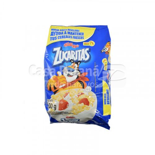 Zucaritas azucarados en paquete de 500gr