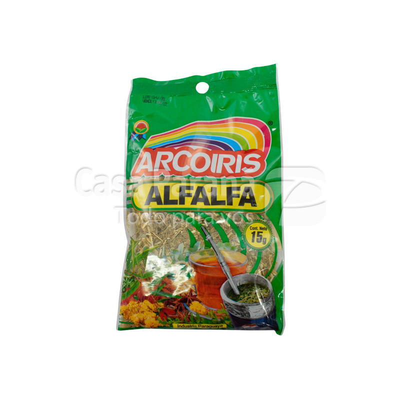 Alfalfa de 15 gr