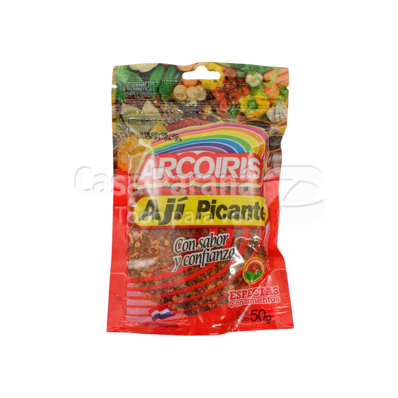Aji picante de 50 gr
