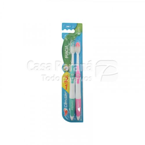 Cepillo dental 2 piezas