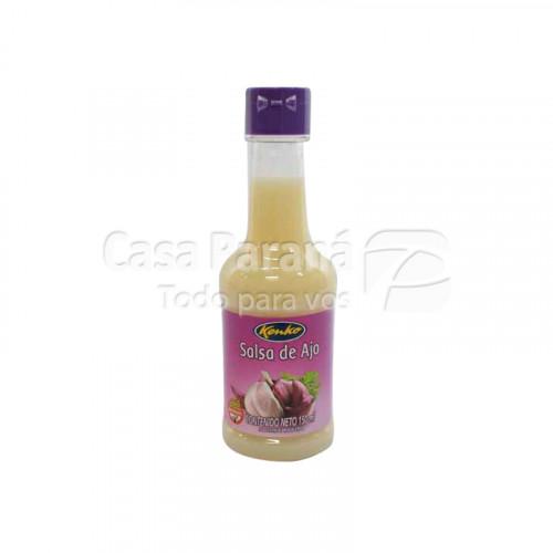 Salsa de ajo de 150 ml