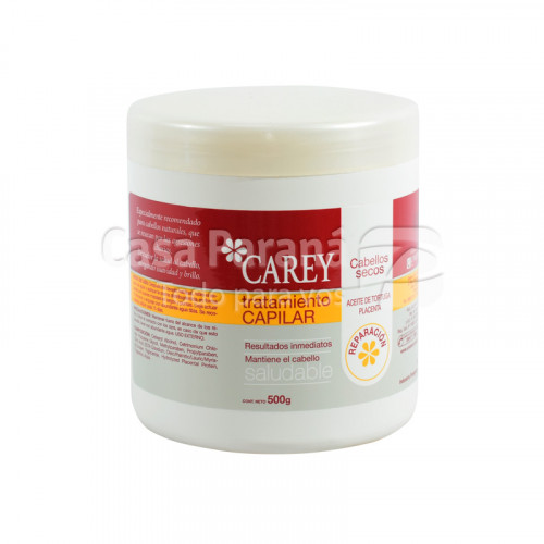 Tratamiento capilar para cabello seco de 500g