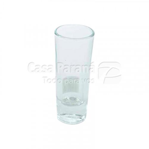 Vaso de vidrio para tequila