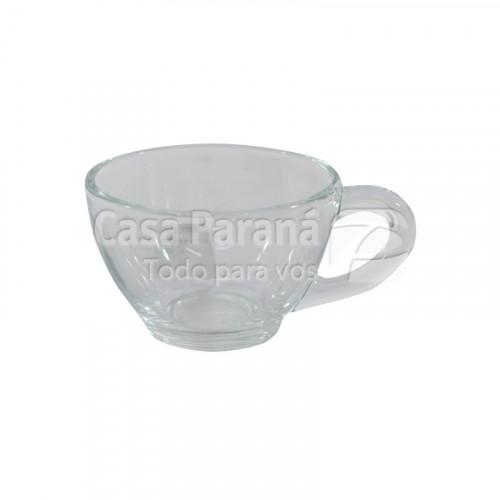 Tacita de vidrio para café de 90ml