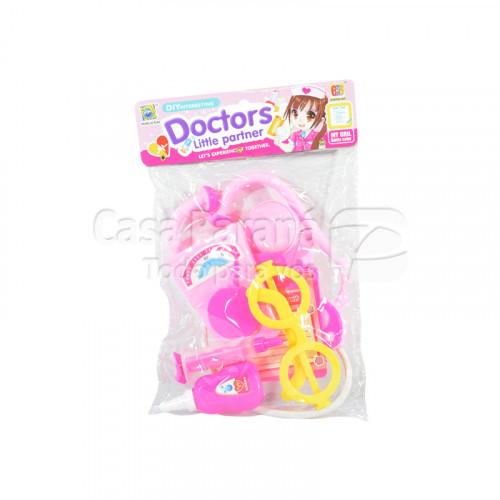 Juego de doctora