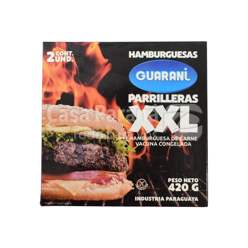 Hamburguesa parrillera XXL