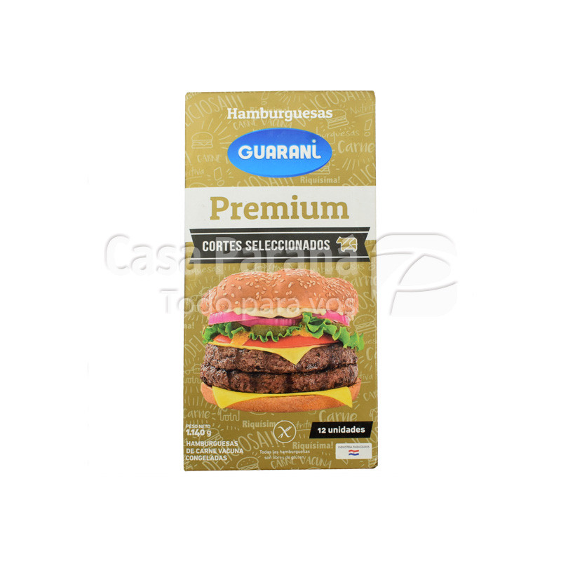 Hamburguesa premiun