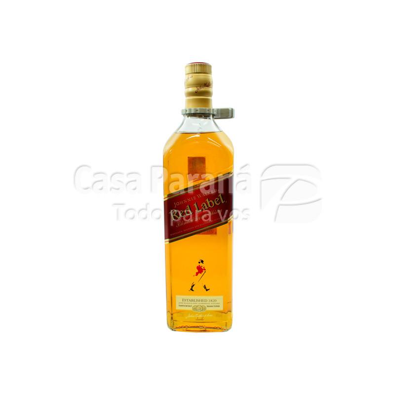 Whisky JOHNNIE WALKER 1 lts. roja