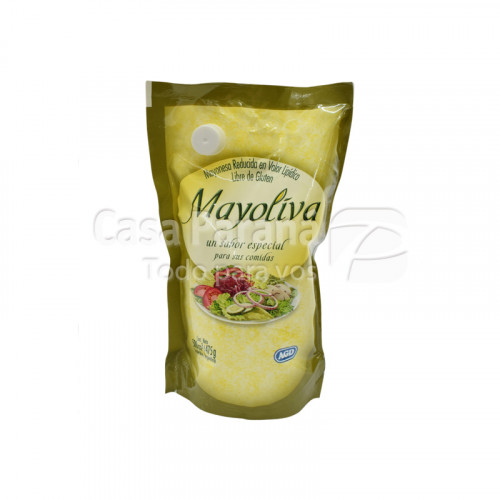 Mayonesa con aceite de oliva de 475g