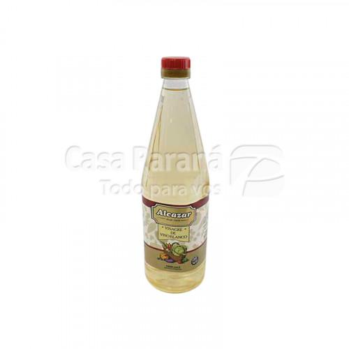 Vinagre de vino blanco sin T.A.C.C  de 1 litro