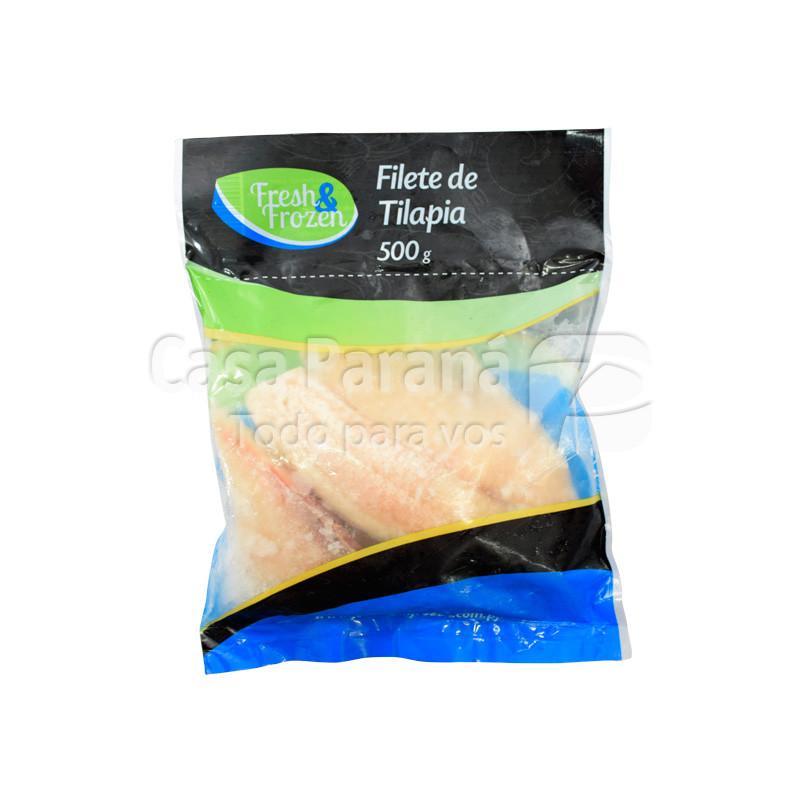 Tilapia de 500 gr