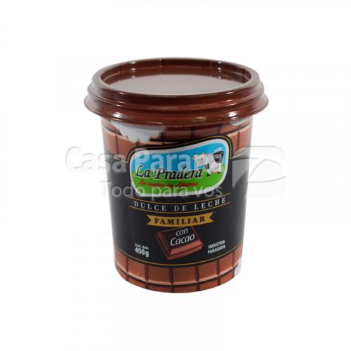 Dulce de leche con cacao de 450 g