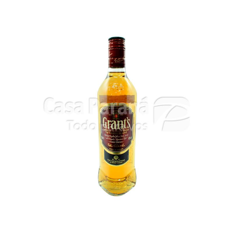Whisky GRANT S Triangular 500 ml.