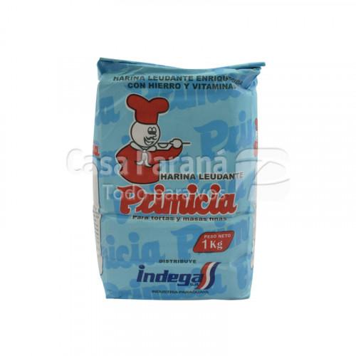 Harina de trigo leudante de 1 kilo