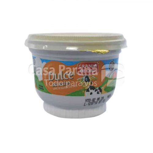 Dulce de leche libre de gluten de 250g