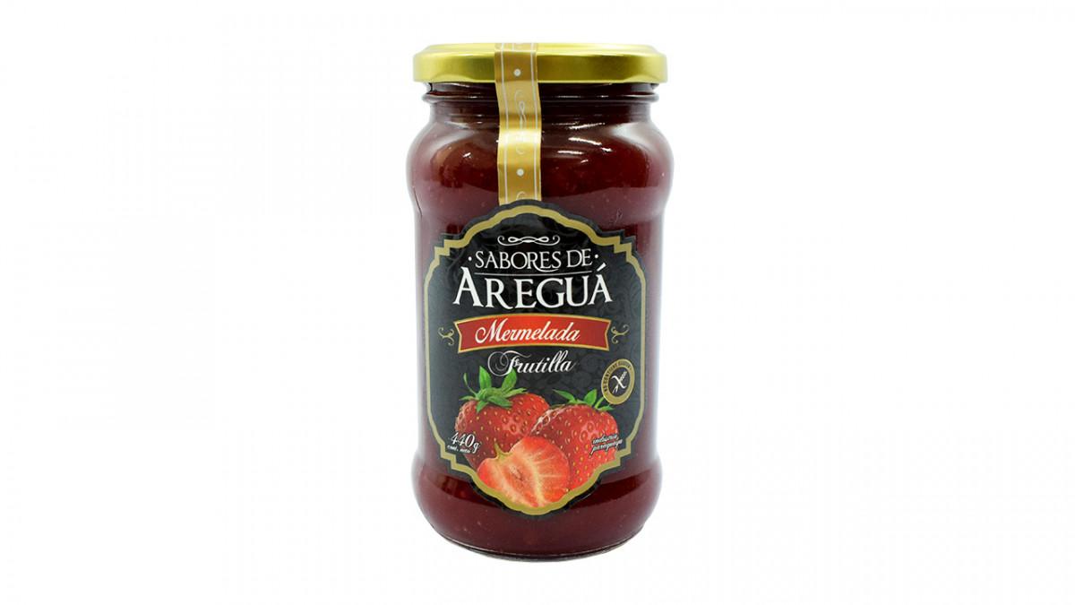 Mermelada normal sabor frutilla 440gr