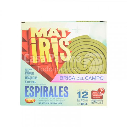 Espirales contra mosquitos de 12 unidades