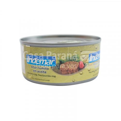 Lomito de atún en aceite de 170g