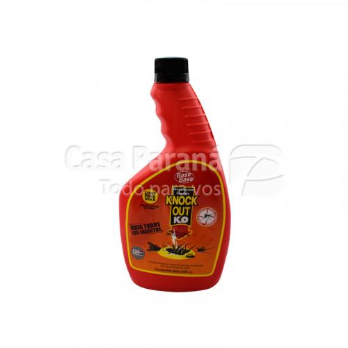 Insecticida en liquido contra insectos de 600 ml