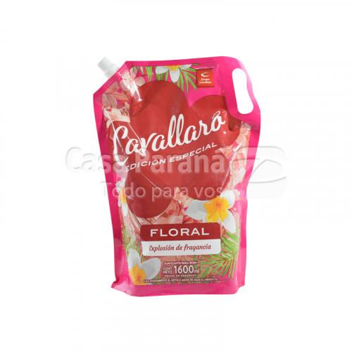 Suavizante para ropa floral- recarga de 1,6 ml