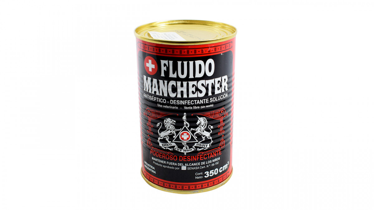 Creolina desinfectante de 350 ml