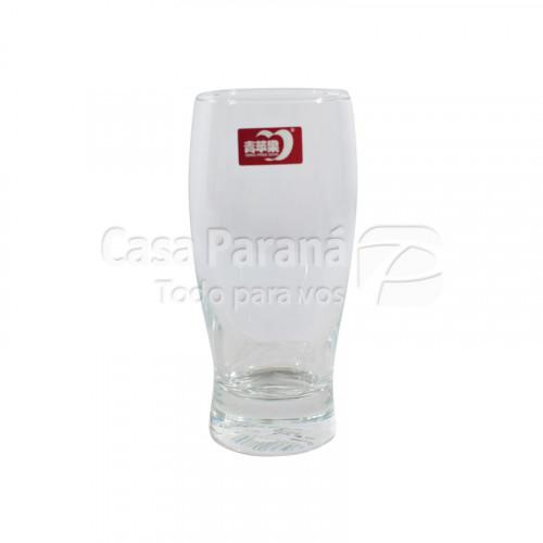 Vaso de vidrio cervecero de 340 ml