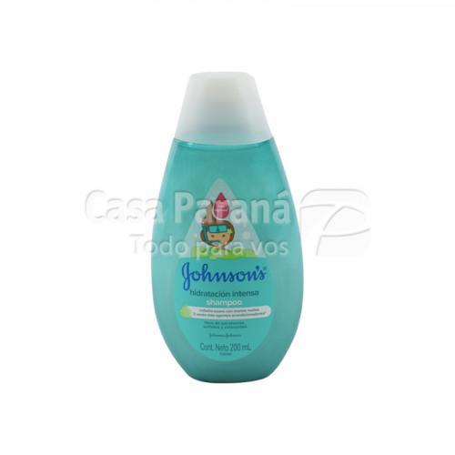 Shampoo hidratación intensa de 200ml para bebes