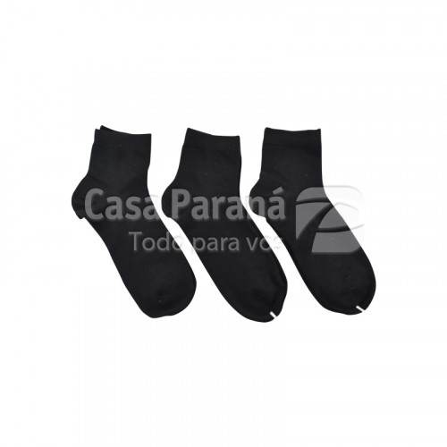 Media para caballero de 3 piezas calce del 35 al 37